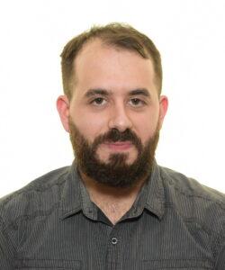 Lucas Pedraz Headshot